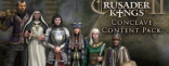 Купить Crusader Kings II: Conclave Content Pack. Дополнение