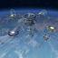 Скриншот из игры Anno 2205 - Орбита. (дополнение)