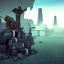 Скриншот из игры Borderlands 2: Сэр Хаммерлок открывает сезон охоты. (дополнение)