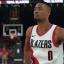 Скриншот из игры NBA 2K18