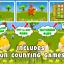 Скриншот из игры Pre Kinder Counting Fun
