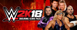 Купить WWE 2K18 Enduring Icons Pack