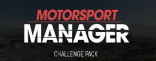 Купить Motorsport Manager - Challenge Pack