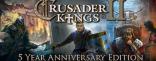 Купить Crusader Kings II: Five Year Anniversary Edition