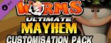 Купить Worms Ultimate Mayhem - Customization Pack