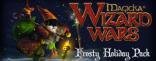 Купить Magicka: Wizard Wars - Frosty Holiday Pack. Дополнение