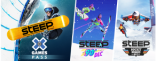 Купить Steep X Games Pass