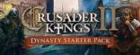 Купить Crusader Kings II Dynasty Starter Pack