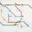 Скриншот из игры Mini Metro