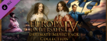 Купить Europa Universalis IV: Ultimate Music Pack