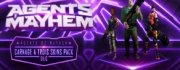 Agents of Mayhem - Carnage a Trois Skins Pack