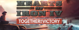 Купить Hearts of Iron IV: Together For Victory
