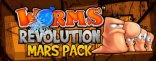 Купить Worms Revolution - Mars Pack