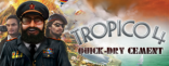 Купить Tropico 4: Quick-dry Cement
