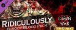Купить Warhammer 40,000: Dawn of War II - Ridiculously Bloody Blood Pack DLC