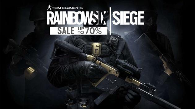 Распродажа Rainbow Six: Siege с 15 по 27 Ноября!