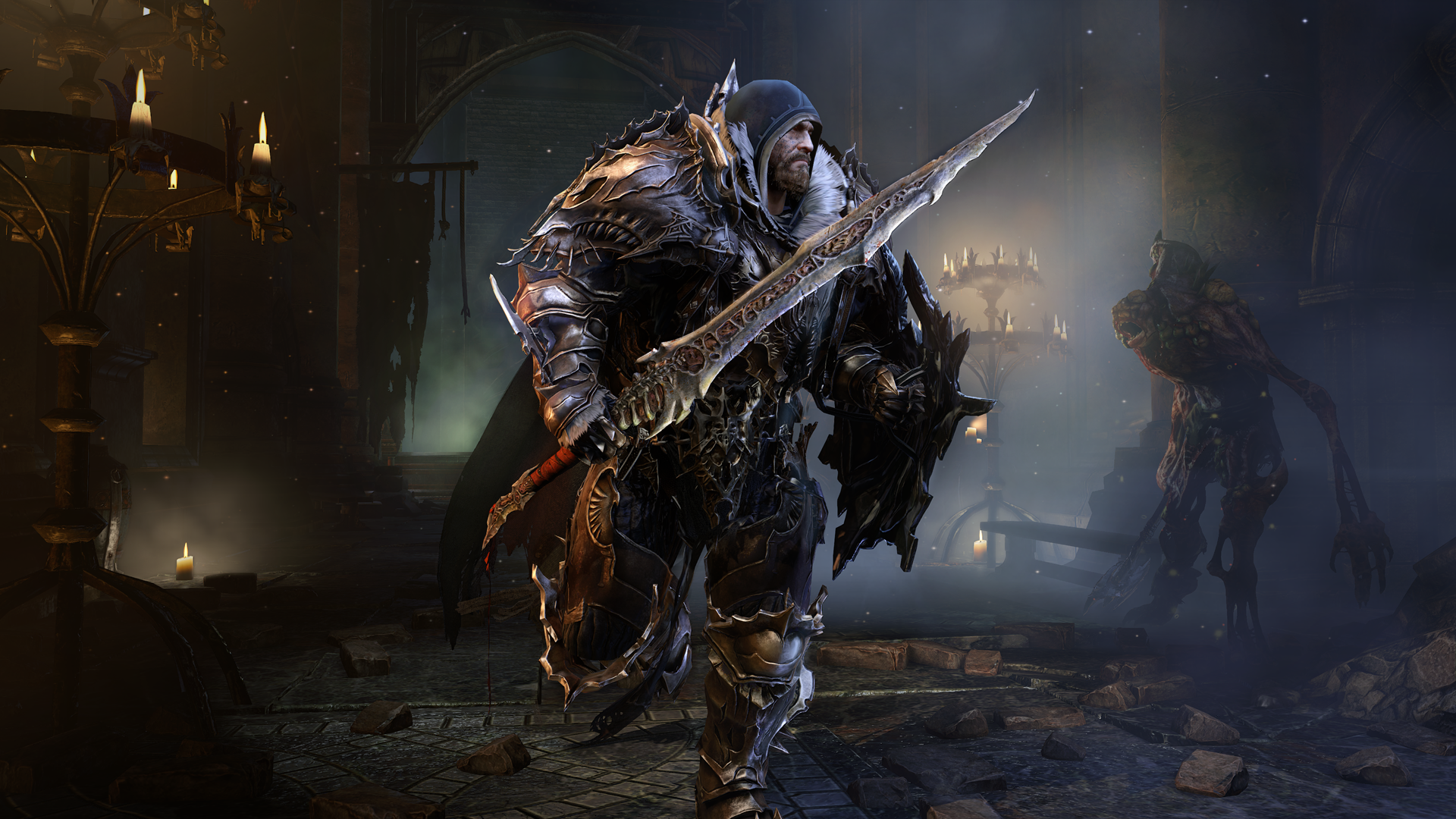 lords of the fallen +4 DLC