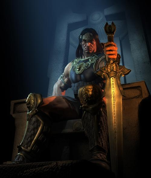 MMORPG Age of Conan
