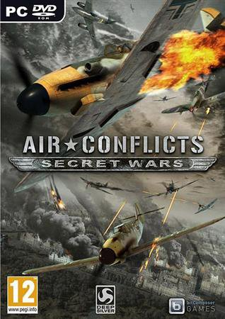 Air Conflicts: Secret Wars.