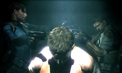 Resident Evil Revelations (Pilot Version)