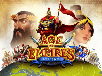 ММО Age of Empires Online
