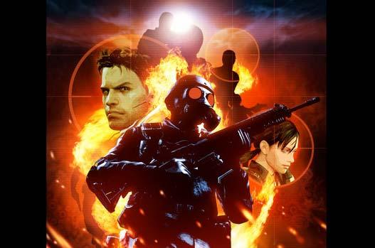 Resident Evil: The Mercenaries 3D