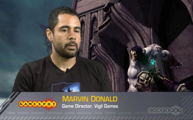 Мартин Дональд (Marvin Donald)
