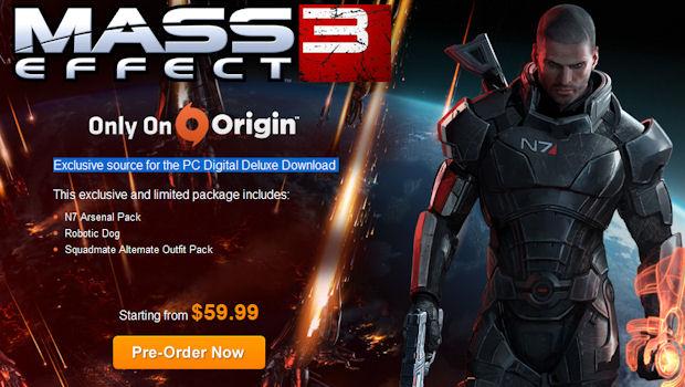 Mass Effect 3 N7 Deluxe