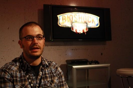 Shawn Robertson Bioshock