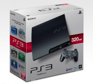 PS3 CECH-3000B