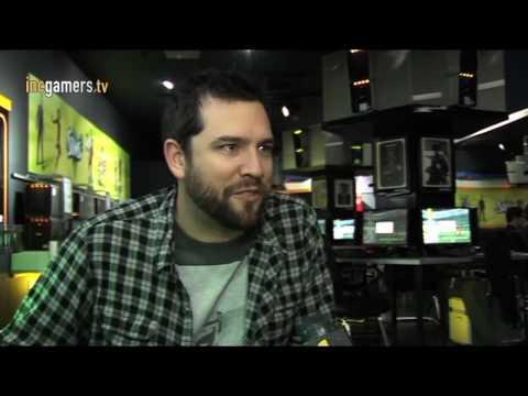 Jared Gerritsen Zombie Studios
