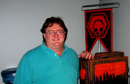 Гейб Ньюэлл (Gabe Newell)