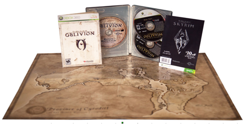 Oblivion: 5th Anniversary Edition