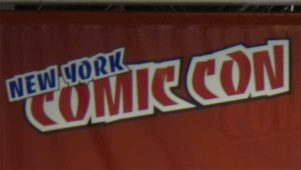 New-York Comic Con 2011.