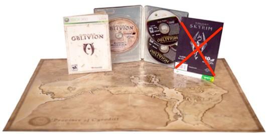 Oblivion 5th Anniversary Edition