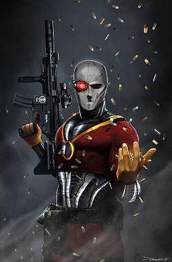 Дэдшот (Deadshot)