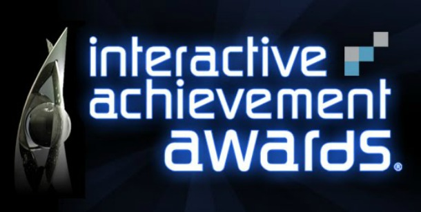 Interactive Achievement Awards 2012.
