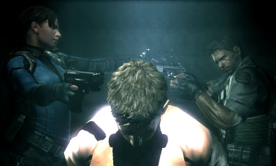 Resident Evil Revelations (Pilot Version)
